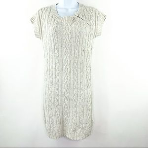 Tommy Hilfiger Medium Cable Knit Sweater Dress M